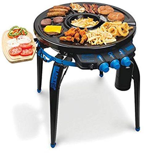 Blacktop XXL Partygrill Barbecue Gasgrill
