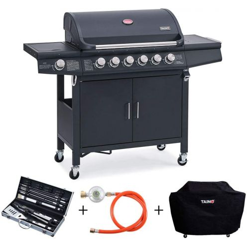 TAINO RED 6+1 Gasgrill