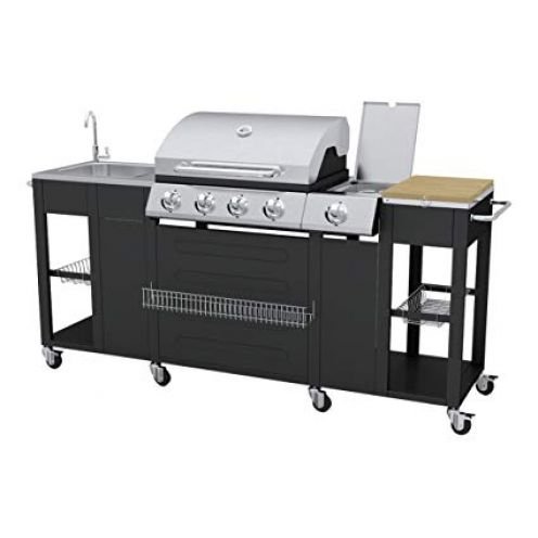 vidaXL 40426 Barbecue Gas-Grill