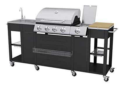 vidaXL 40426 Barbecue Gas-Grill