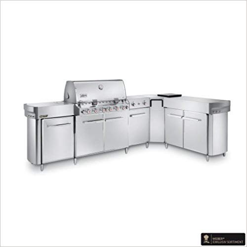 Weber Gasgrill Summit Grill Center