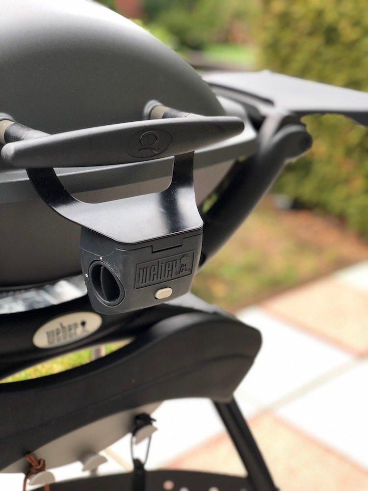 Weber Q1400 Stand Dark Gray